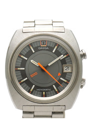 Stainless Steel Seamaster Memomatic Automatic Watch