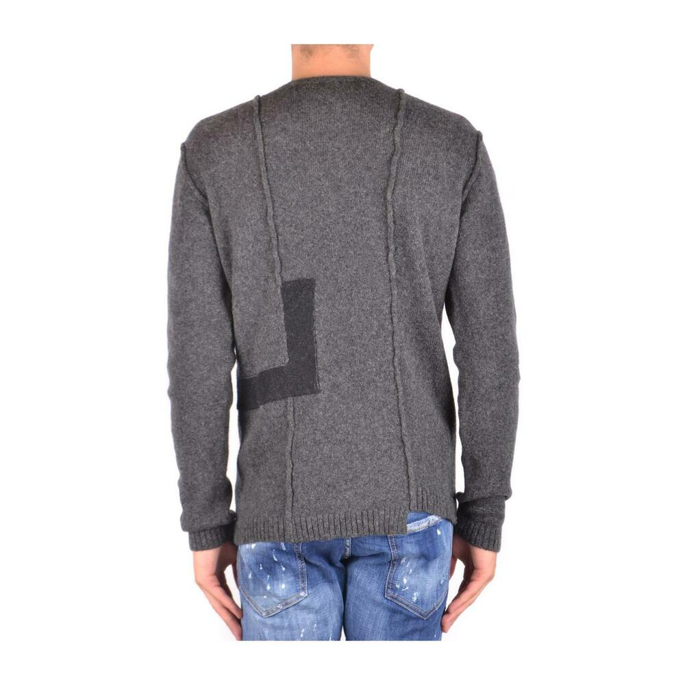 Gray Sweater | ISABEL BENENATO | Truien  Vesten | Heren winter kleren