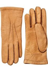 Ellegant Mens Peccary Handsewn Wool Handskar