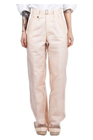 Calico Mesh Trousers