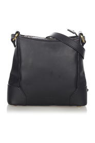 Pre-owned Crossbody Bag Leather