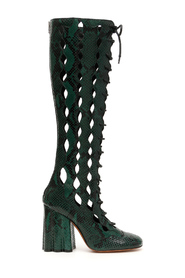 Python print boots with cut-outs