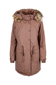 Brun Urban Surface Parka