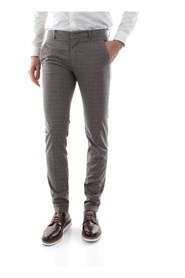 MASON'S MILANO CBE460 PANTS Men grey