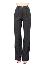 Lurex pinces trousers