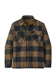 M´S Insulated Organic Cotton Mw Fjord Flannel Shirt