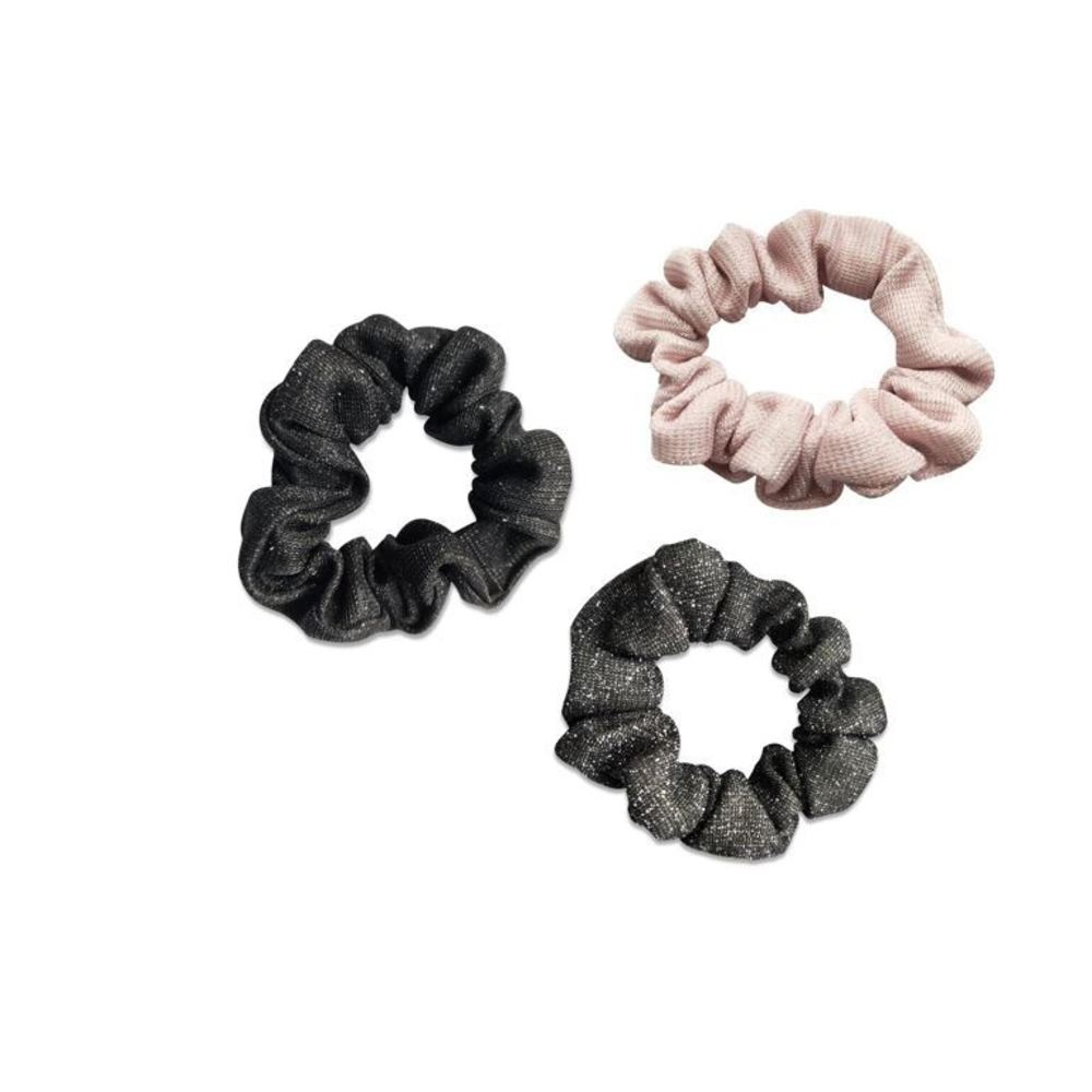Everneed Envy Shiny Scrunchie Trio