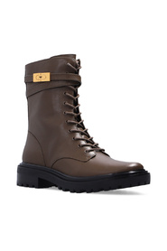 T Hardware Ankle Boots