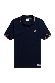 SPORTSTYLE TWIN TIPPED POLO