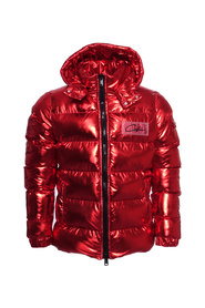Puffer Jacket Metallic