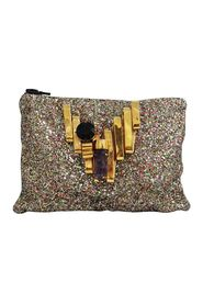 Clutch with Embellishments