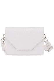 Unlimit - Rosemary Shoulderbag 299696 - White Kroko