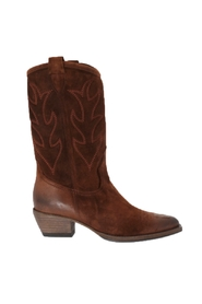3615 Baby Silk Suede Boots