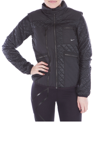 NIKE - PRIMALOFT - PERFORMANCE - JAKKE - SORT