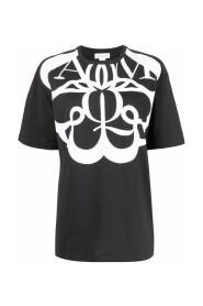 Exploded Seal logo-print T-shirt