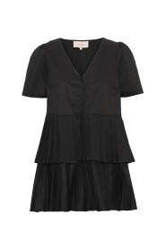 Sandie Pleat Dress