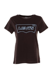 Sort Levis The Perfect Tee Hsmk T-Skjorte