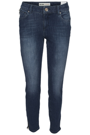 Mos Mosh Victoria Freedom Blue Denim