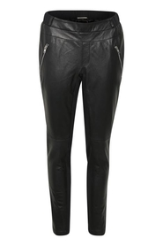 Kaffe Jillian Vilja Leather Pants