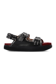 Ophie leather sandals