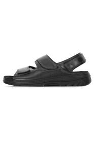 Sort Klaveness Naturform Sandal Sandaler, BN 112