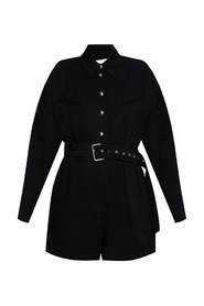 Playpsuit with belt