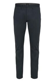 Pristu CM Garment Dyed Sateen Trousers