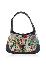 Jackie bag in floral canvas
