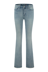 Hally flare jeans soft
