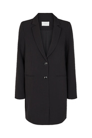 Havana solid jacket black - Neo Noir