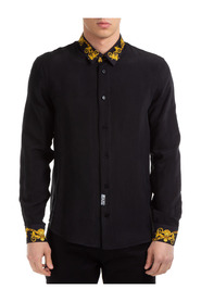men's long sleeve shirt dress shirt baroque