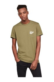 G-STAR D12195 336 GRAPHIC 23 T SHIRT AND TANK Men SAGE