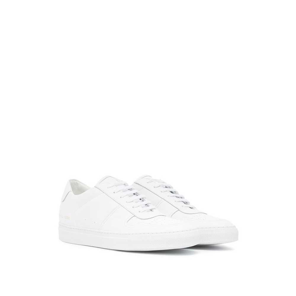 White Bball Sneakers in Leather 2155 | Common Projects | Sneakers | Herenschoenen