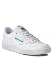 White Reebok Classic Club C 85 Sneaker