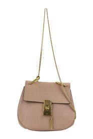 Drew Leather Crossbody Bag