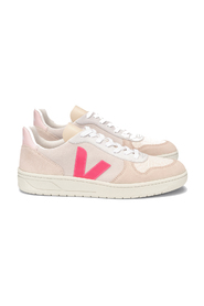 V-10 Suede Sneakers