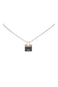 Pre-owned Eileen Pendant Necklace