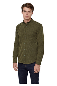 Johan Peel long-sleeved shirt
