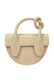 Dolores Bag in Neutral Leather