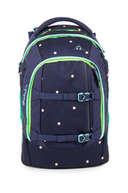 Satch backpack w / adjustable back