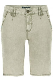 Red Button tilly short washed khaki