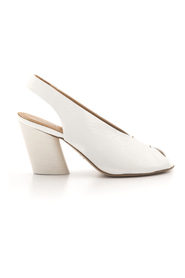 Halmanera Sandals White