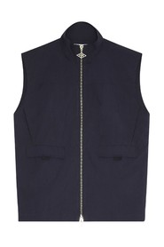 Track Vest Dusty