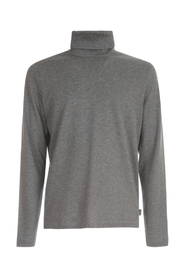 JERSEY DOUBLE SWEATER L/S TURTLE NECK
