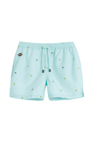 Equator swimming trunks