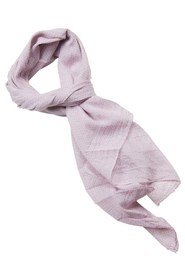 Krez - Simple Silk Scarf - Rose