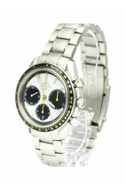 Pre-owned Speedmaster Automatic Stainless Steel Men's Sports Watch 326.30.40.50.04.001