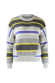 Corvino Striped Knit