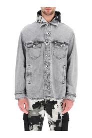shirt-style denim jacket