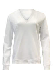 Anita Sweater V-Neck Genser